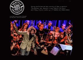 Seattlerockorchestra.org thumbnail