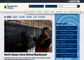 Seattleschools.org thumbnail