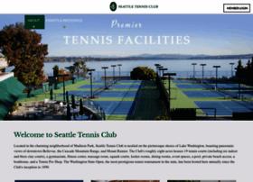 Seattletennisclub.org thumbnail