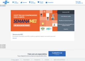 Sebraeminas.com.br thumbnail