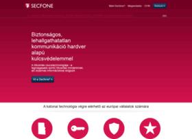 Secfone.co.uk thumbnail