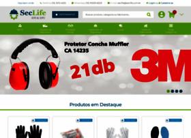 Seclife.com.br thumbnail