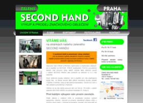 Secondhand-praha.eu thumbnail