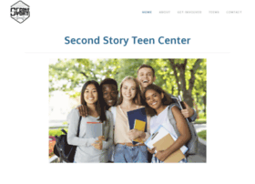 Secondstoryteencenter.org thumbnail