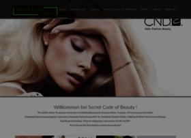 Secret-code-of-beauty.de thumbnail