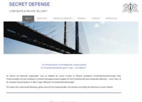 Secret-defense.de thumbnail