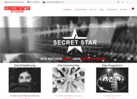 Secret-star.studio thumbnail