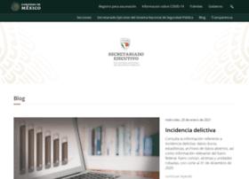 Secretariadoejecutivo.gob.mx thumbnail
