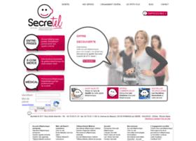 Secretel.fr thumbnail
