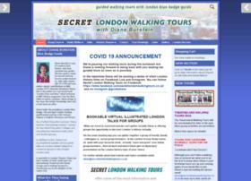 Secretlondonwalks.co.uk thumbnail