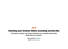 Secreto.site thumbnail