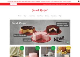 Secretrecipe.com.sg thumbnail