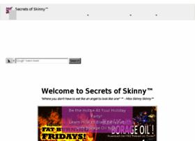 Secretsofskinny.com thumbnail
