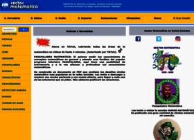 Sectormatematica.cl thumbnail