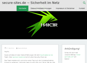 Secure-sites.de thumbnail