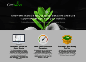 Secure.giveworks.net thumbnail