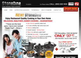Stonedine Cookware As Seen On Tv At Website Informer