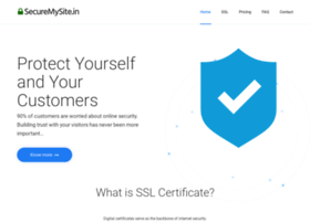 Securemysite.in thumbnail