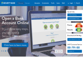 Securitybank.com.ph thumbnail