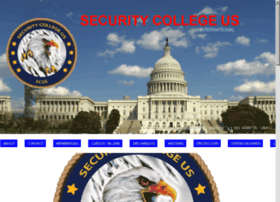 Securitycollege.info thumbnail
