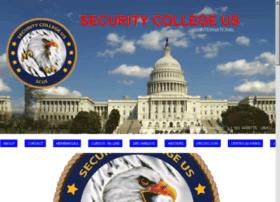 Securitycollege.info thumbnail