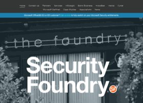 Securityfoundry.co.uk thumbnail