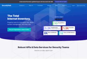 Securitytrails.com thumbnail