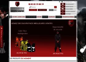 Securityworkwear.fr thumbnail