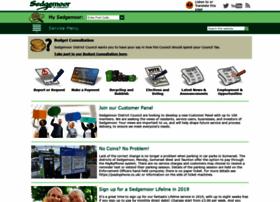 Sedgemoor.gov.uk thumbnail