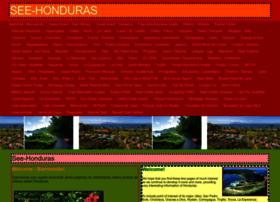 See-honduras.com thumbnail