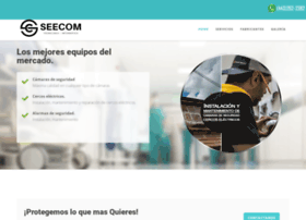 Seecom.com.mx thumbnail