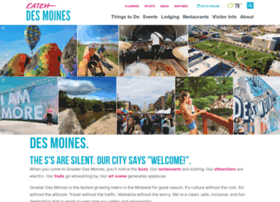 Seedesmoines.com thumbnail