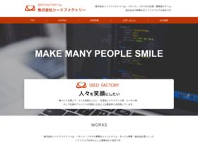 Seedfactory.jp thumbnail