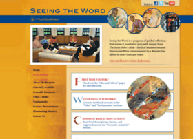 Seeingtheword.org thumbnail