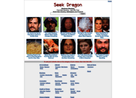 Seekdragon.com thumbnail