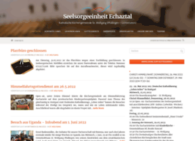 Seelsorgeeinheit-echaztal.de thumbnail