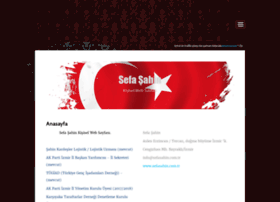 Sefasahin.com.tr thumbnail