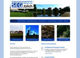 Seg-juelich.de thumbnail