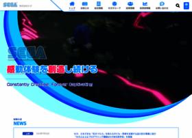 Sega.co.jp thumbnail