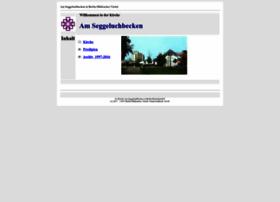 Seggeluchbecken.de thumbnail