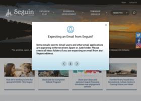 Seguin.ca thumbnail