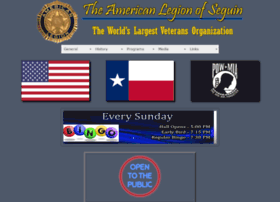 Seguinlegion.org thumbnail