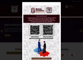 Seguridadbc.gob.mx thumbnail