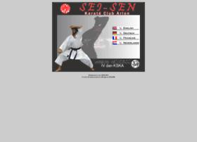 Sei-sen.be thumbnail