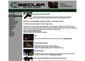 Seidler-waffen.at thumbnail