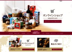 Seijoishii.co.jp thumbnail