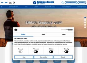 Seinajoenenergia.fi thumbnail