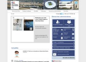 Seine-saint-denis.gouv.fr thumbnail