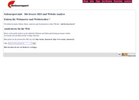 Seitenreport.info thumbnail
