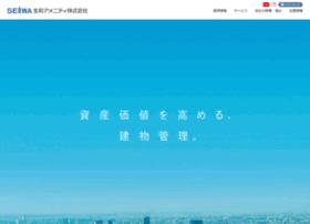 Seiwa-amenity.jp thumbnail